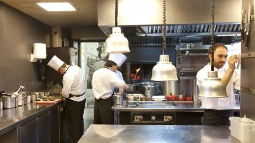 Post sobre restaurantes y comunicación. Celler can roca
