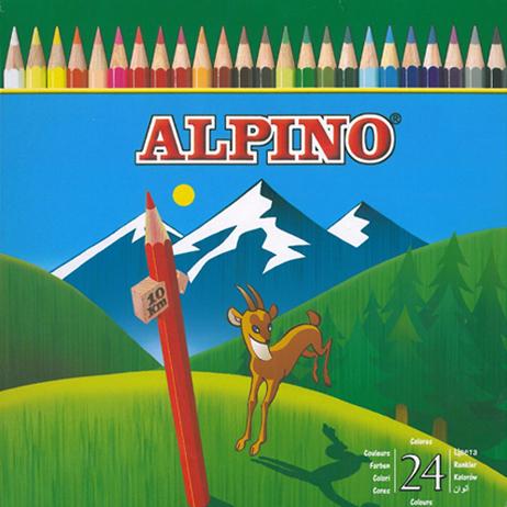 Lapiceros Alpino