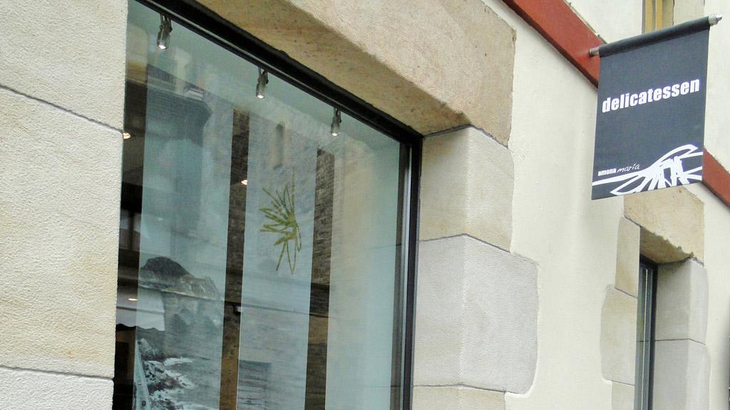 Diseño de banderolas, vinilos, rótulos en Gipuzkoa