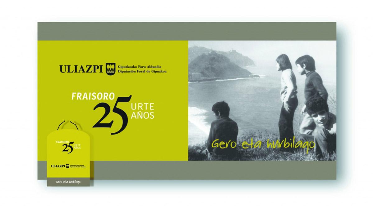 Desarrollo de eventos. Publicidad, comunicación y relaciones públicas en Donostia-San Sebastián
