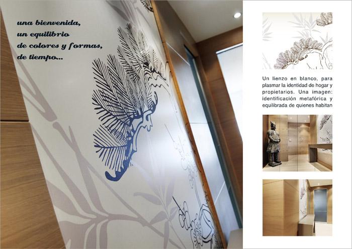Reforma, interiorismo de viviendas en San Sebastián, Donostia, Gipuzkoa