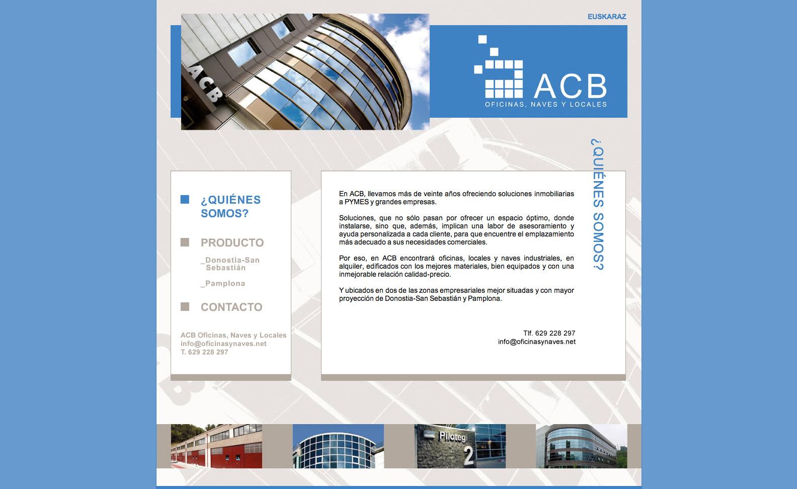 Diseño de páginas web en Donostia, San Sebastián, Irun, Gipuzkoa